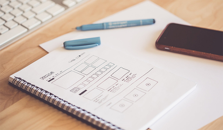 Why wireframing is key to a successful website